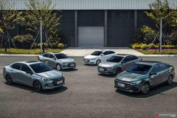Chevrolet perbarui enam sedan, empat Monza dan dua Onix