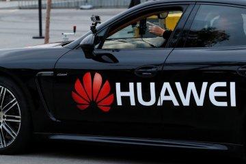Huawei gandeng VW garap teknologi mobil berjaringan 4G