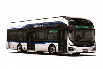 Bandara Incheon akan operasikan bus hidrogen Hyundai
