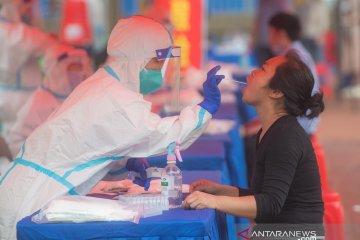 Tak satu pun yang positif dari 10 juta warga Wuhan tes COVID-19