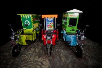 SPI luncurkan kendaraan listrik roda tiga pertama di Indonesia