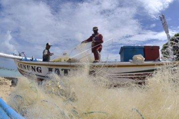 Aktivitas nelayan di tengah pendemi COVID-19