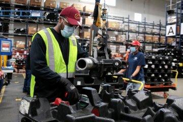 Pemasok suku cadang kembali beraktivitas di Detroit, AS