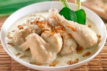 Cara sehat konsumsi hidangan Lebaran