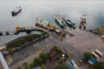 Pelabuhan Gilimanuk sepi