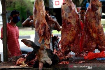 Perayaan Tradisi Meugang Aceh