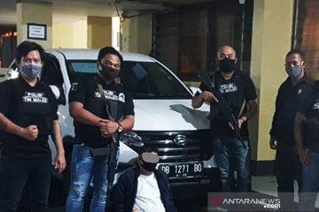 Timsus Maleo tangkap residivis pelaku penggelapan mobil