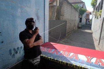 75 warga Padangsambian Kelod diisolasi