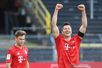 Klasemen Liga Jerman, Bayern unggul 10 poin