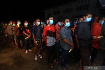 Malaysia pulangkan 19.111 pekerja ilegal