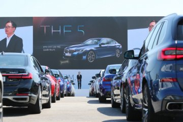 BMW Korsel luncurkan Seri 5 dan 6