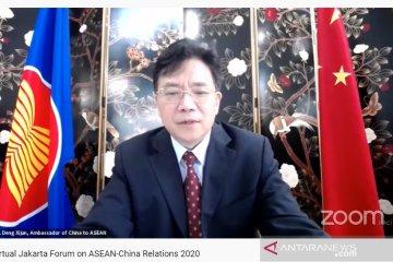 ASEAN jadi rekan dagang terbesar China di tengah krisis wabah COVID-19