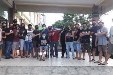 Tim Gabungan tangkap residivis pelaku penganiayaan di Tomohon