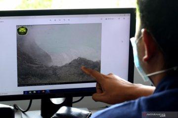 Pengamatan aktivitas gunung Ijen