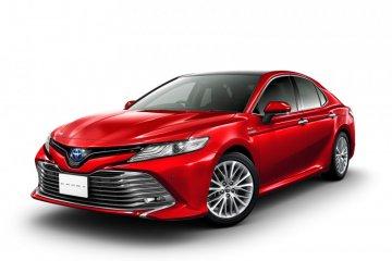 Penjualan Toyota April jatuh 45 persen