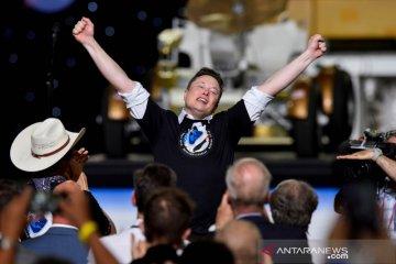 Elon Musk dongkrak mata uang kripto dengan pembelian 1,5 miliar dolar