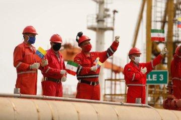Empat tanker Iran bantu bawa minyak ke Venezuela, Kejaksaan AS tak rela