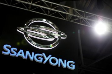 SsangYong Motor jual pusat layanan untuk amankan modal