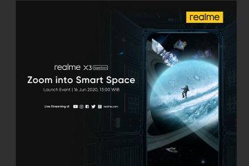 Realme X3 SuperZoom akan dipasarkan di Indonesia, ini harganya