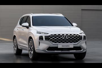Hyundai Santa Fe generasi keempat dirilis bulan ini