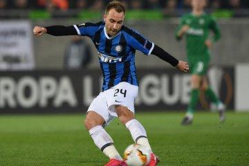 Inter Milan bakal turunkan Eriksen sebagai starter