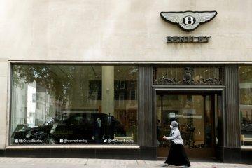 Bentley tawarkan opsi pensiun dini sebelum PHK 1.000 karyawan