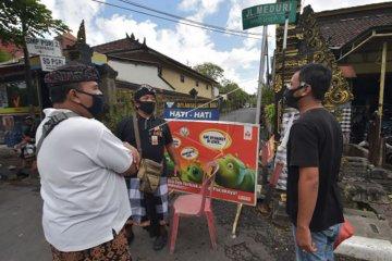 Kasus penularan COVID-19 transmisi lokal di Denpasar