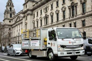 Daimler mulai kirim truk listrik Fuso eCenter ke pelanggan