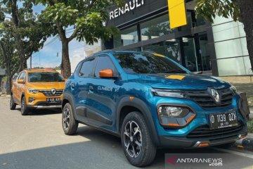 Renault Triber mulai dikirimkan melalui diler Andalan Grup