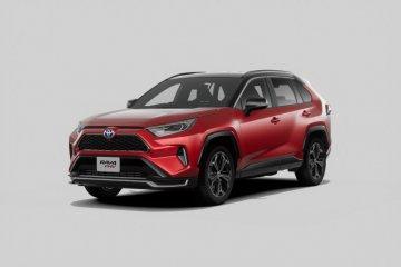 Resmi diluncurkan,Toyota RAV4 PHEV target 300 unit laris setiap bulan