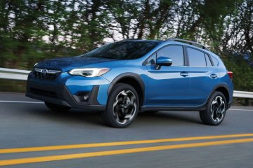 Subaru Crosstrek 2021 hadir dengan mesin yang lebih kuat