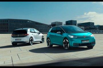 Volkswagen ingin luncurkan satu mobil listrik baru per tahun