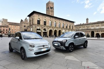 Fiat akan buat 60 persen mobilnya bertenaga listrik pada akhir 2021