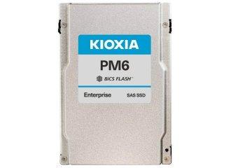 Kioxia luncurkan SSD SAS 24G pertama industri untuk server dan penyimpanan