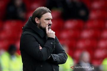 Daniel Farke tolak tawaran klub lain karena terlanjur sayang Norwich