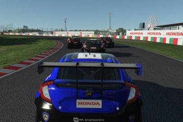 HPM gelar kejuaran balap HRSC menggunakan simulator
