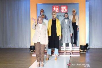 UNIQLO gandeng Ayudia C rilis 50 gaya busana hijab elegan