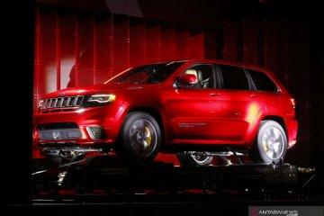 FCA tarik 95.000 Jeep Cherokee gara-gara masalah transmisi