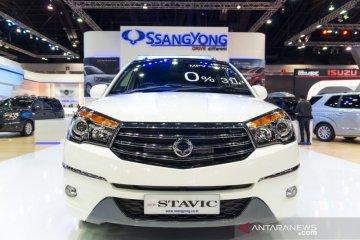 Mahindra akan jual SsangYong Motors