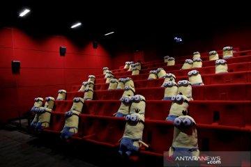 Protokol kesehatan dalam ruang bioskop belum ditentukan