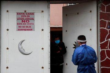 Korban meninggal akibat COVID-19 di Meksiko lampaui Prancis