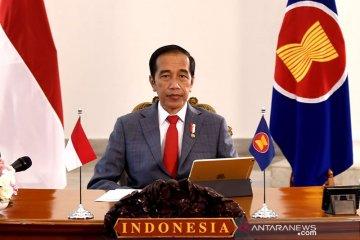 Di Forum Rektor, Presiden minta sesama perguruan tinggi saling membantu