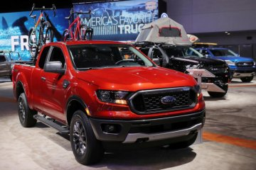 Ford luncurkan pikap F-150 versi baru, saingi Tesla dan GM