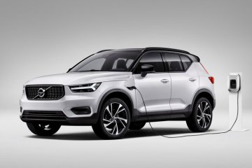 Penjualan Volvo Mei turun 25,5 persen, SUV XC tetap jadi penopang