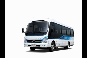 """Hyundai luncurkan bus listrik """"Country Electric"""""""