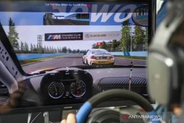 "BMW M Owners Club Indonesia gelar kompetisi ""Virtual Racing Academy"""