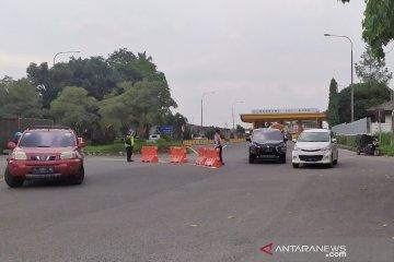 Arus kendaraan masuk Kota Bandung meningkat saat fase AKB
