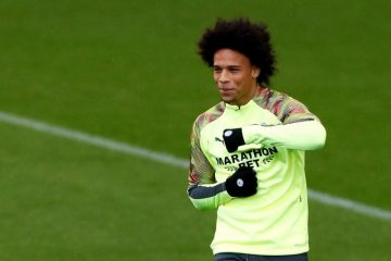 Leroy Sane berlabuh ke Bayern Muenchen