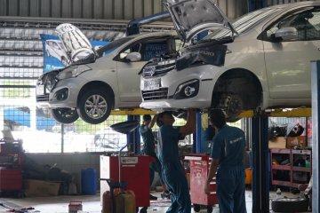 Kecepatan dan penanganan teknis bengkel resmi Suzuki naik 300 persen