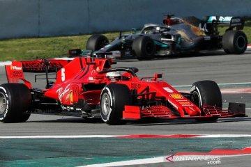 Ferrari terpaksa lepas Vettel karena pandemi